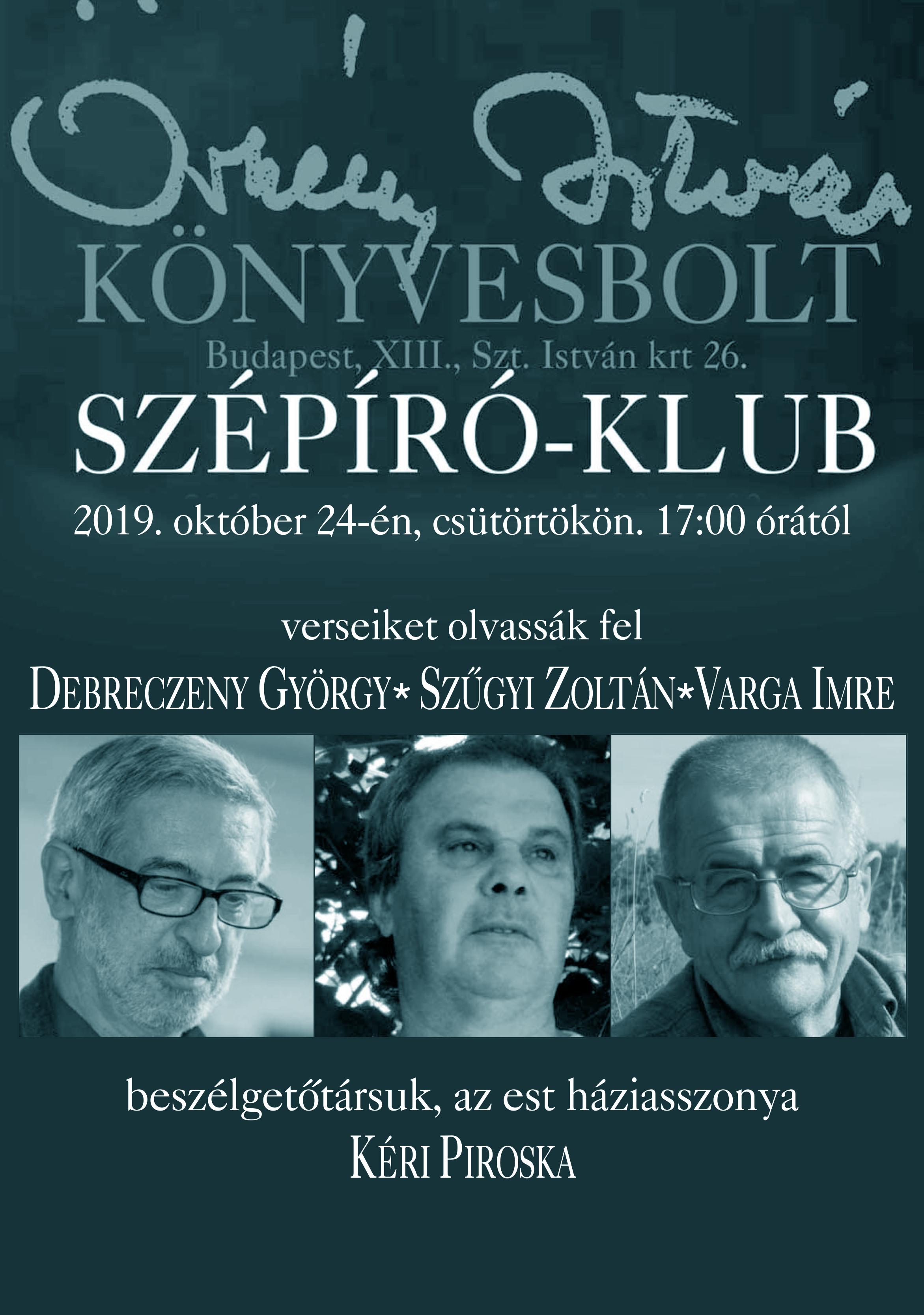 Szépíró-klub